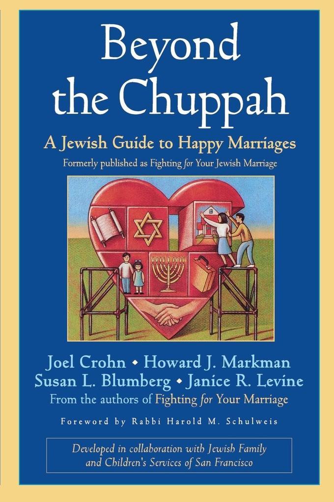 Beyond Chuppah Jewish Guide Marriage P als Taschenbuch