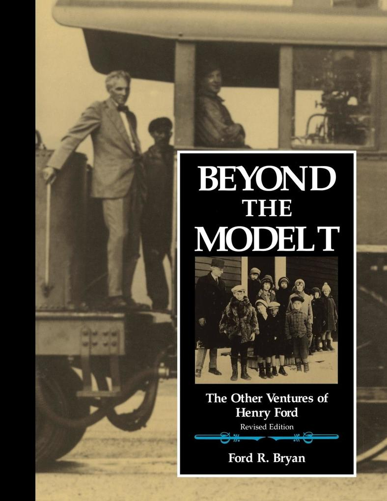 Beyond the Model T als Taschenbuch