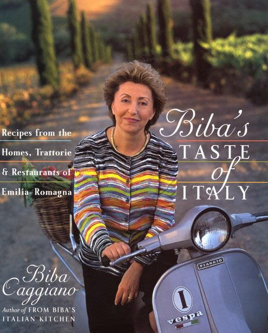 Biba's Taste of Italy: Recipes from the Homes, Trattorie and Restaurants of Emilia-Romagna als Buch