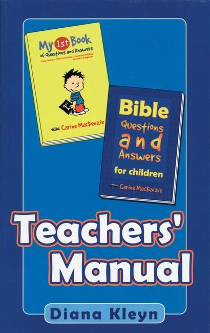 Bible Questions and Answers: Teachers Manual als Taschenbuch
