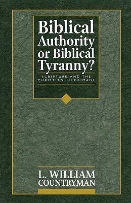 Biblical Authority or Biblical Tyranny? als Taschenbuch