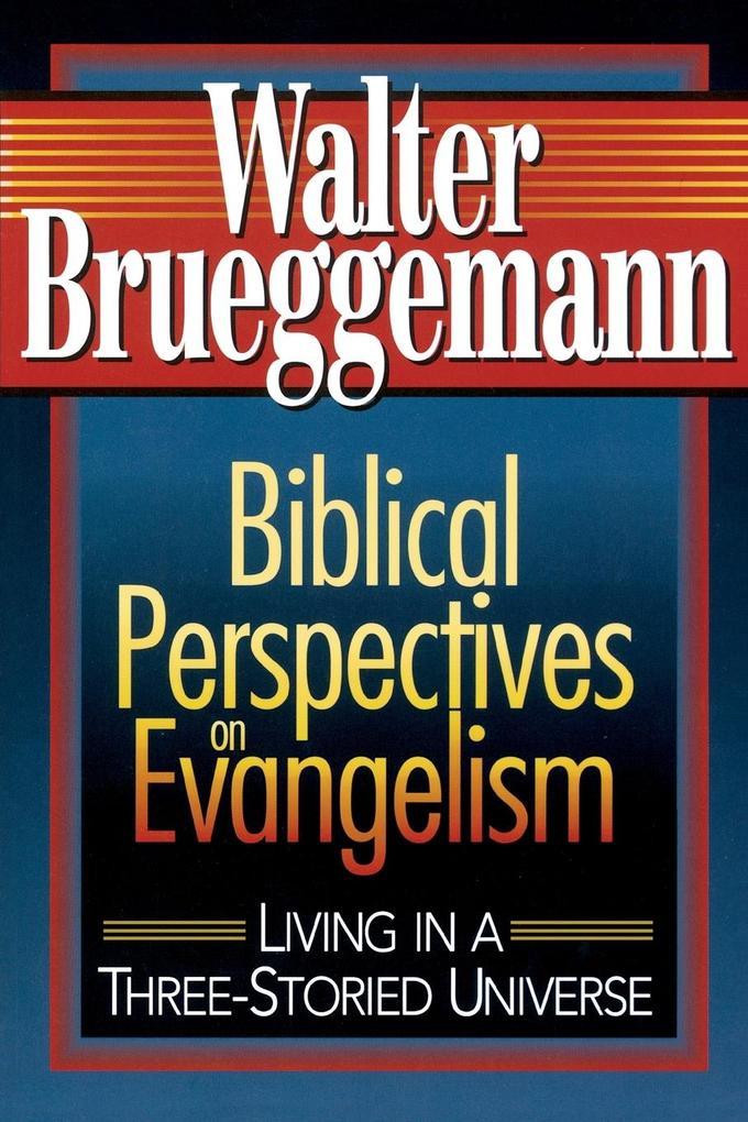Biblical Perspectives on Evangelism als Taschenbuch