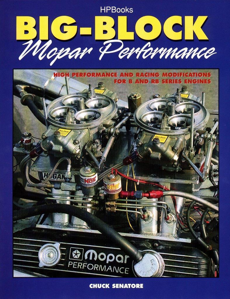 Big-Block Mopar Performance Hp1302 als Taschenbuch