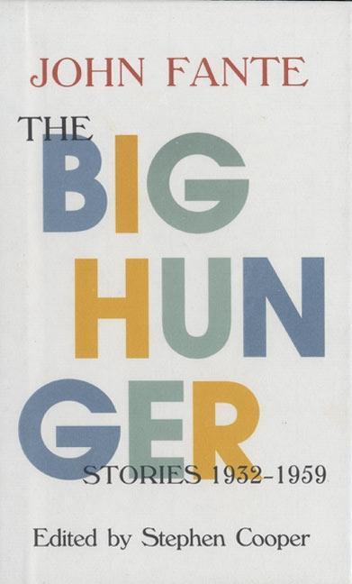 The Big Hunger als Taschenbuch