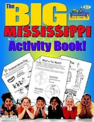 The Big Mississippi Reproducible Activity Book als Taschenbuch