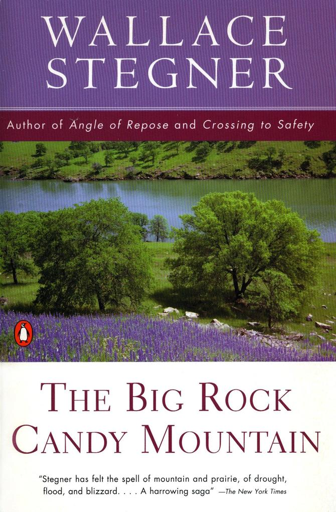 The Big Rock Candy Mountain als Taschenbuch