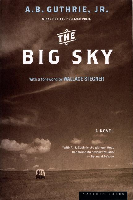 The Big Sky als Taschenbuch