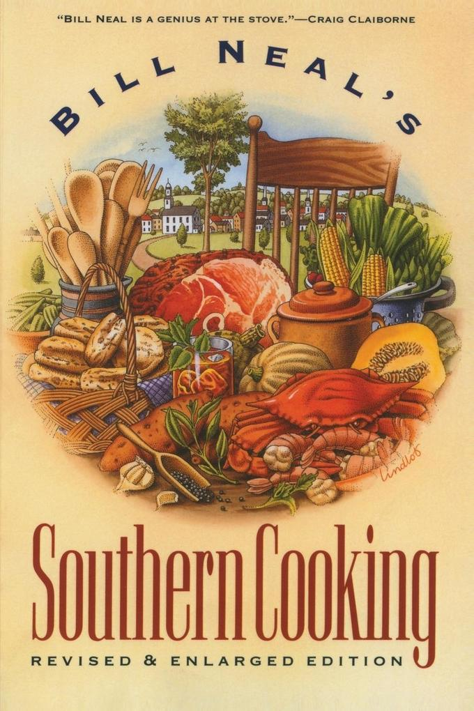 Bill Neal's Southern Cooking als Taschenbuch