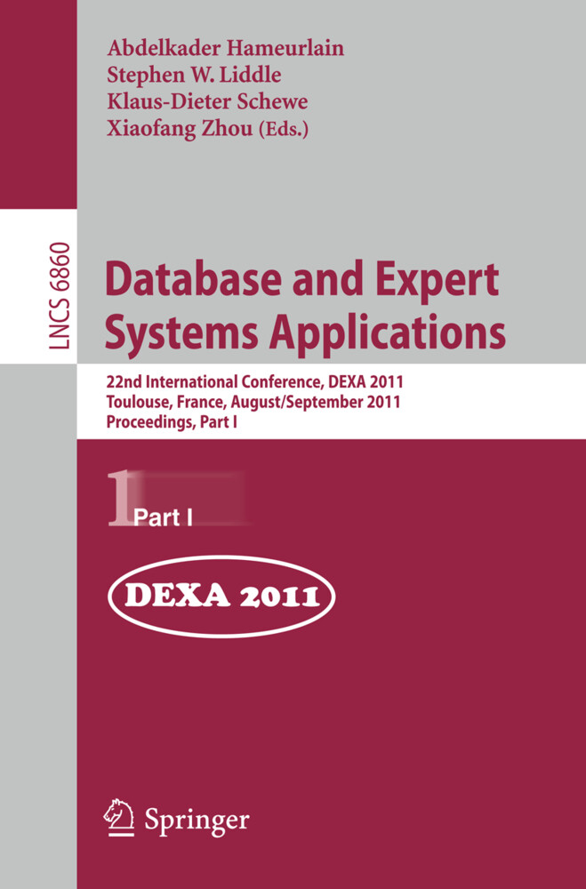 Database and Expert Systems Applications als Buch