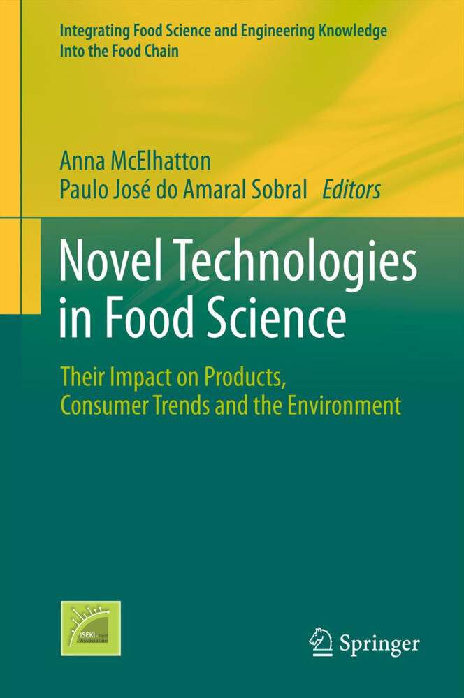 Novel Technologies in Food Science als Buch von