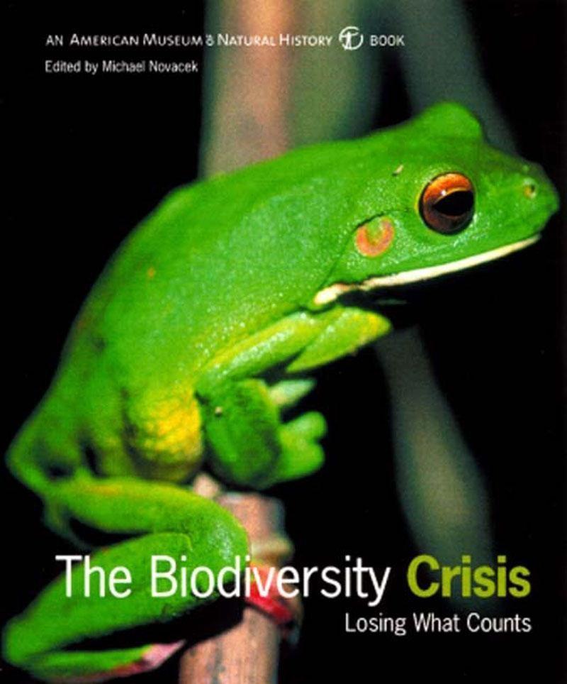 The Biodiversity Crisis: Losing What Counts als Taschenbuch