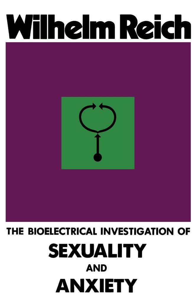 The Bioelectrical Investigation of Sexuality and Anxiety als Taschenbuch