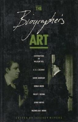 The Biographer's Art: New Essays als Buch