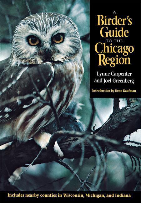 Birder's Guide to the Chicago Region als Taschenbuch