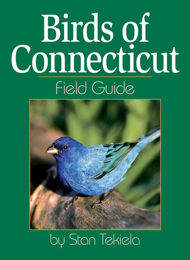 Birds of Connecticut Field Guide als Taschenbuch