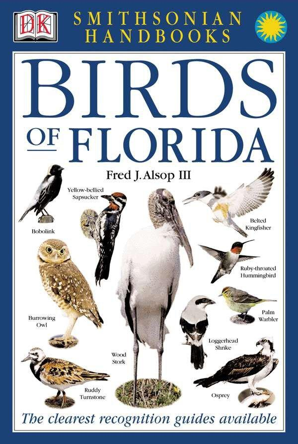 Handbooks: Birds of Florida: The Clearest Recognition Guide Available als Taschenbuch