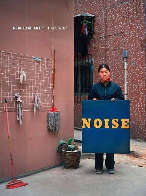 Real Fake Art als Buch von Michael Wolf, Boris von Brauchitsch