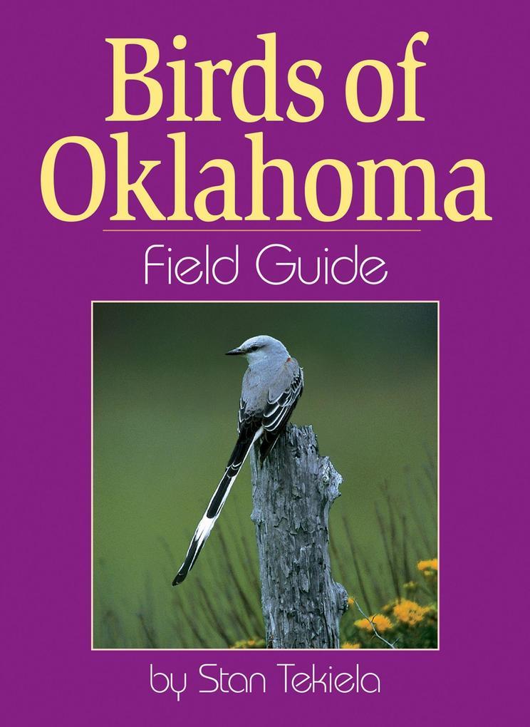 Birds of Oklahoma Field Guide als Taschenbuch