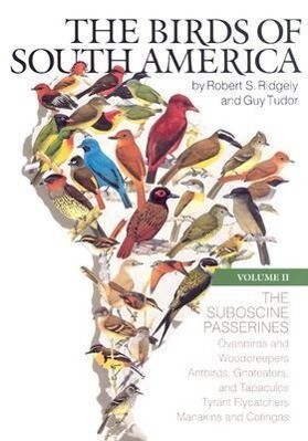 The Birds of South America: Vol. II, the Suboscine Passerines als Buch