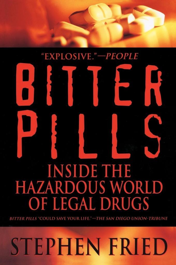 Bitter Pills als Taschenbuch