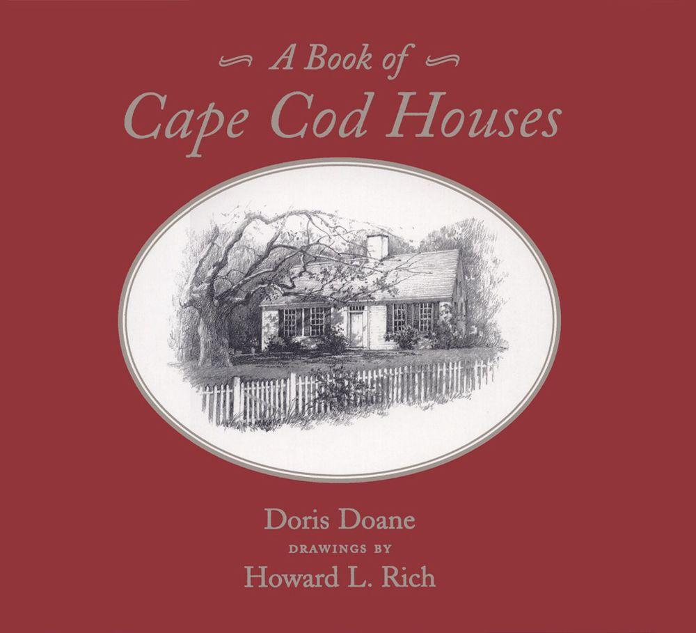 A Book of Cape Cod Houses als Taschenbuch