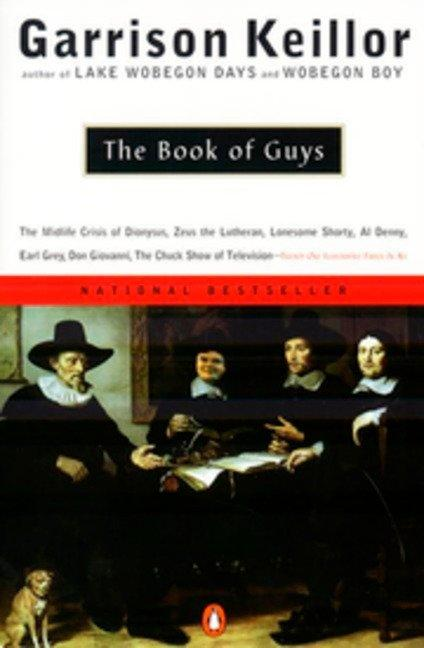 The Book of Guys: Stories als Taschenbuch