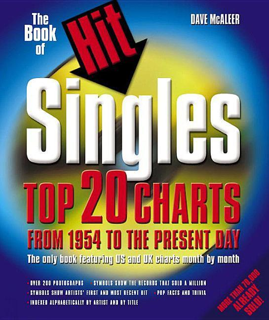 The Book of Hit Singles: Top 20 Charts from 1954 to the Present Day als Taschenbuch