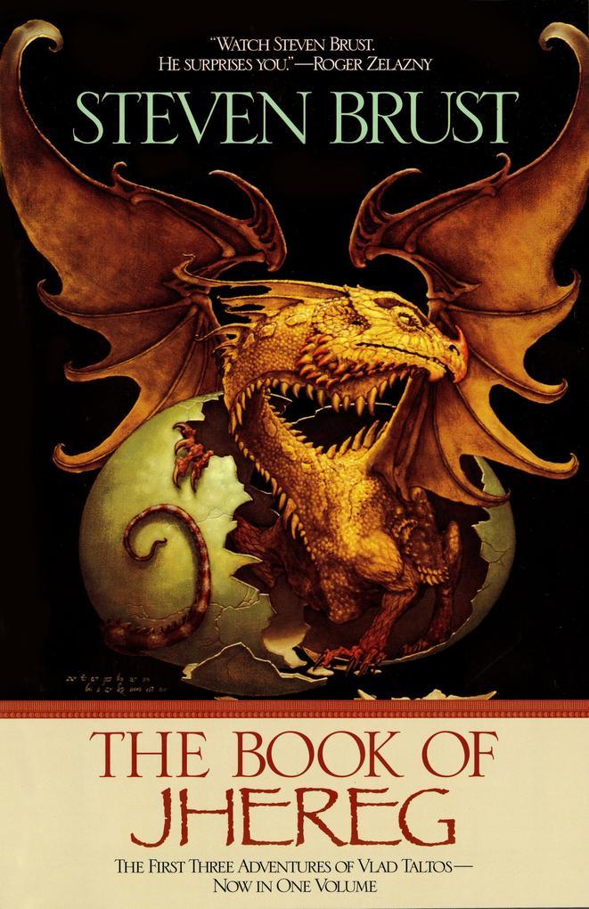 The Book of Jhereg als Taschenbuch
