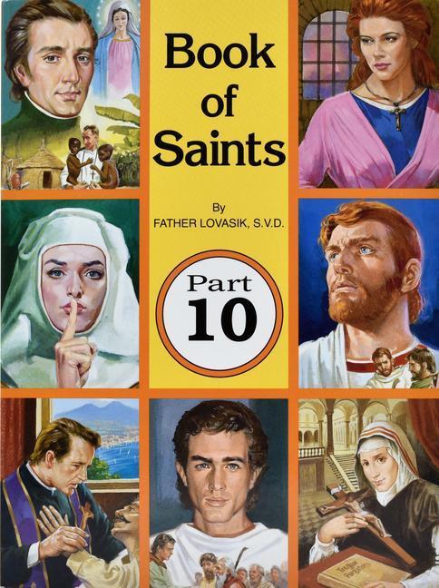 Book of Saints, Part 10 als Taschenbuch