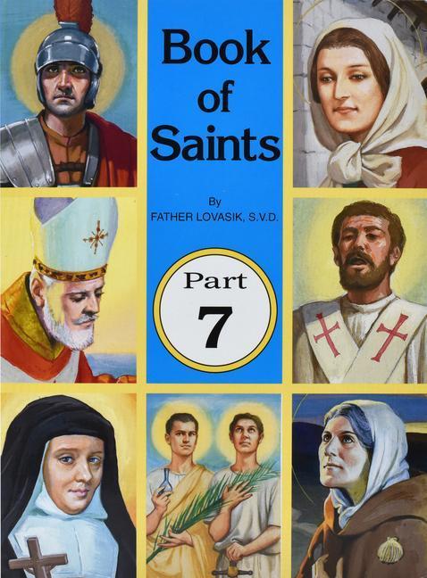Book of Saints, Part 7 als Taschenbuch