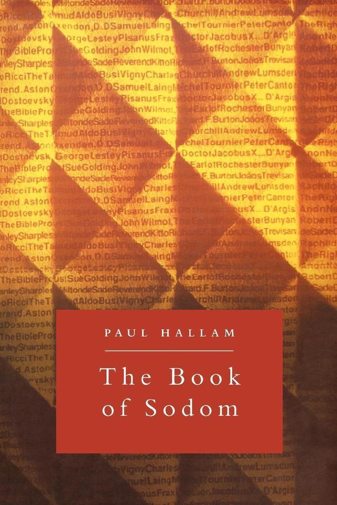 The Book of Sodom als Taschenbuch