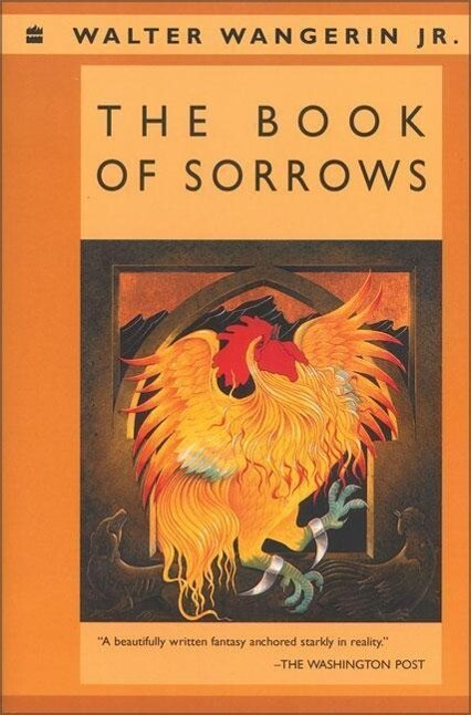 The Book of Sorrows als Taschenbuch