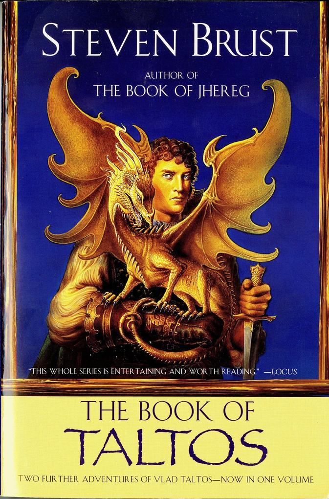 The Book of Taltos: Contains the Complete Text of Taltos and Phoenix als Taschenbuch