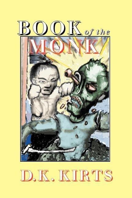Book of the Monk als Taschenbuch
