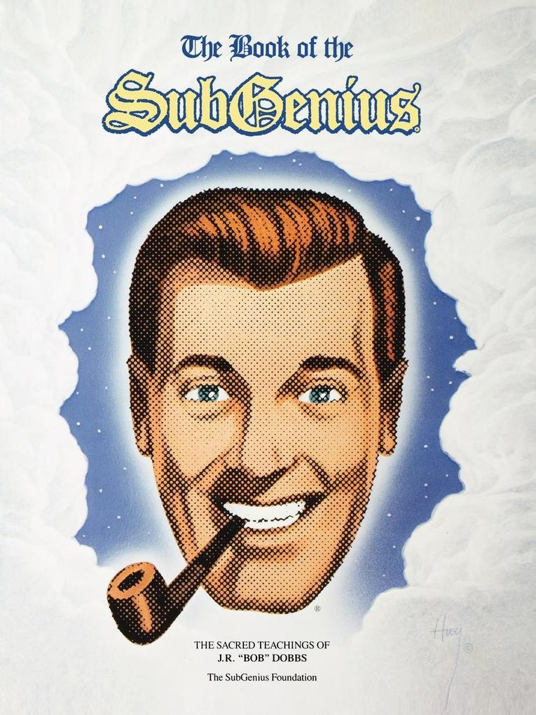 Book of the Subgenius als Buch