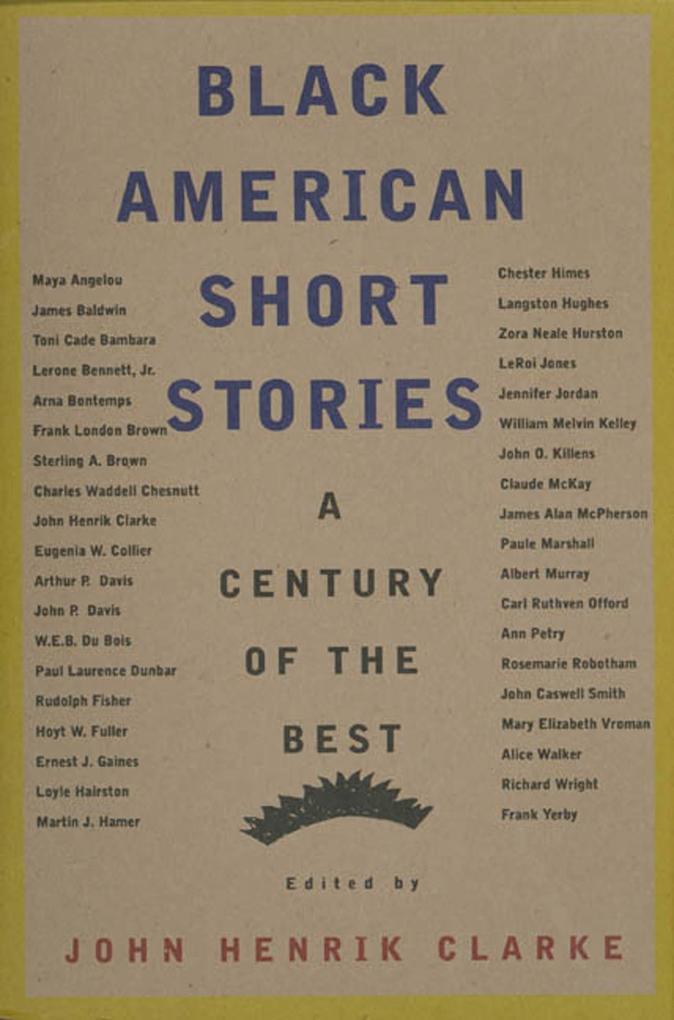 Black American Short Stories als Taschenbuch