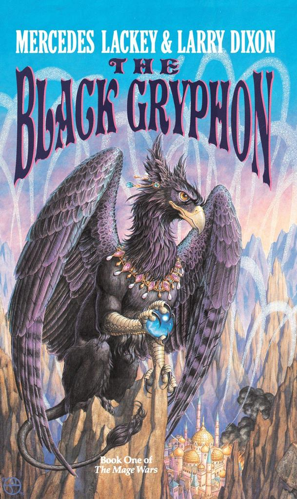 BLACK GRYPHON als Taschenbuch