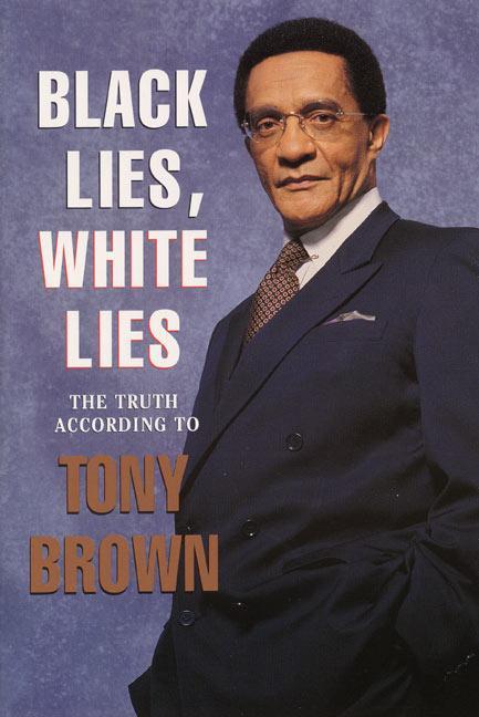 BLACK LIES WHITE LIES als Taschenbuch