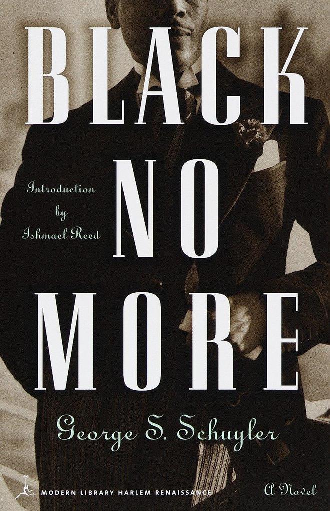 Mod Lib Black No More als Taschenbuch