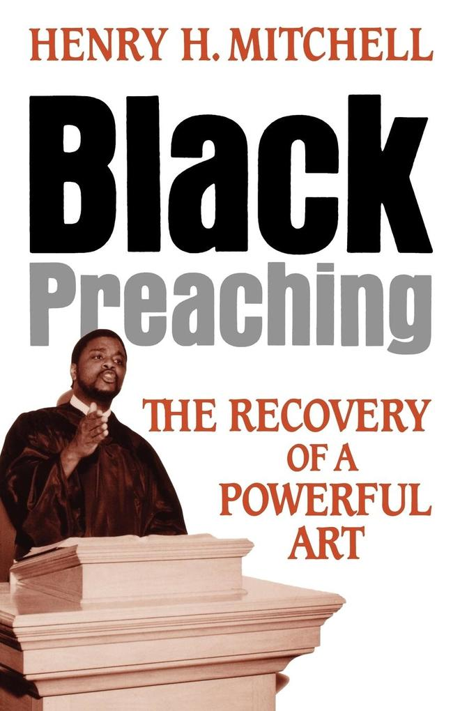 Black Preaching als Taschenbuch
