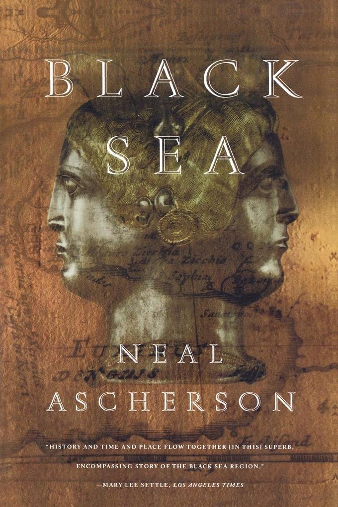 Black Sea als Buch