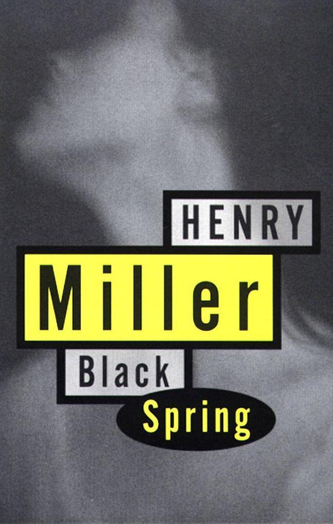 Black Spring als Taschenbuch