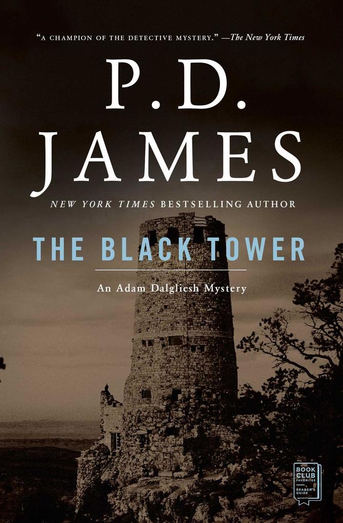 The Black Tower als Taschenbuch