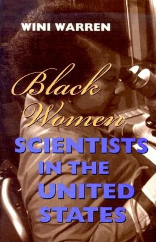 Black Women Scientists in the United States als Buch
