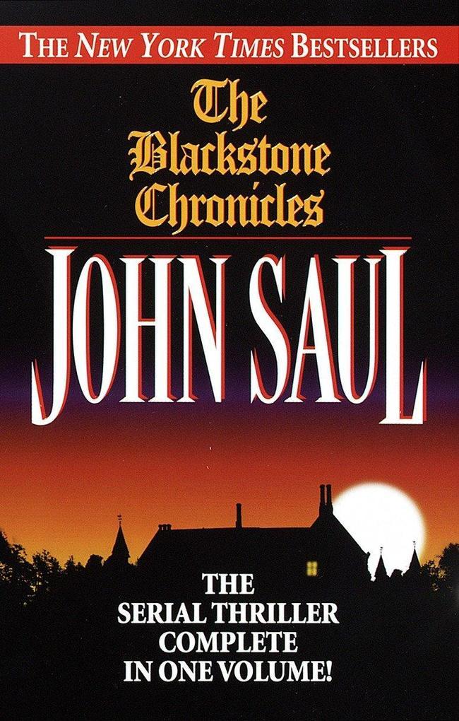 The Blackstone Chronicles als Taschenbuch