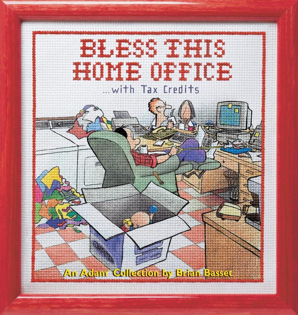 Bless This Home Office...with Tax Credits als Taschenbuch