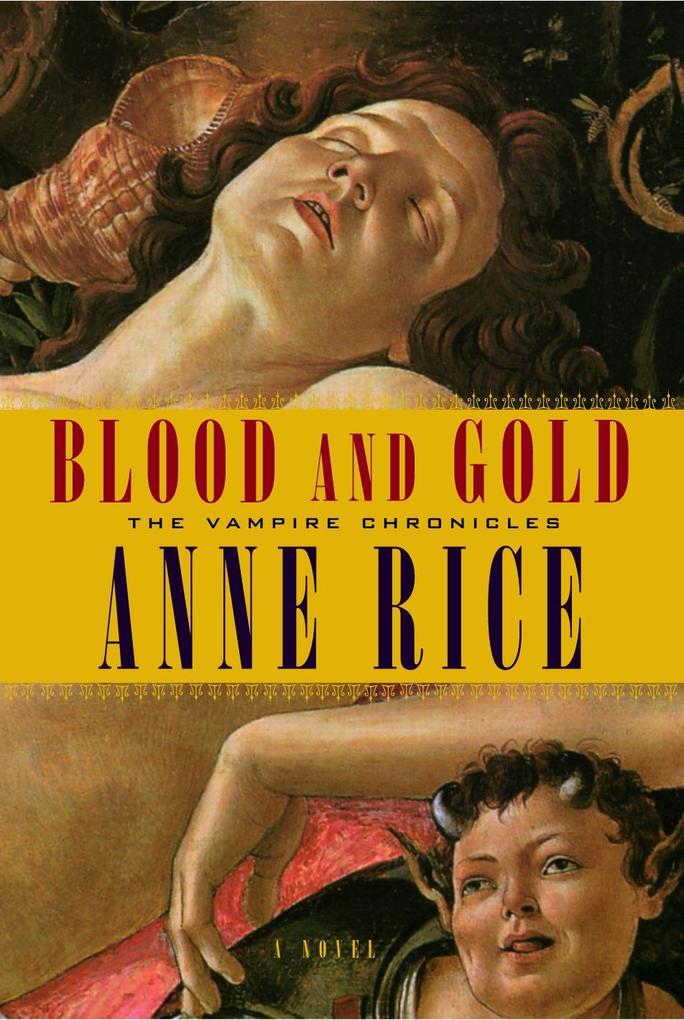 Blood and Gold als Buch