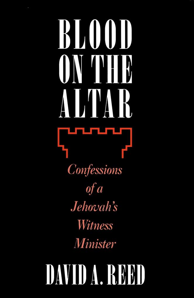 Blood on the Altar als Buch