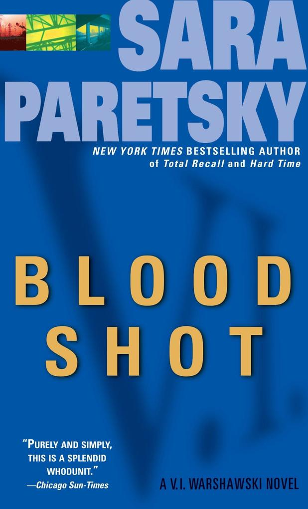 Blood Shot als Taschenbuch