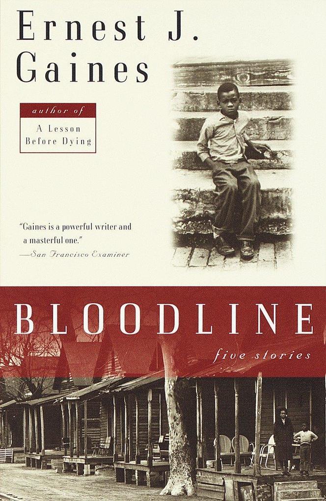 Bloodline: Five Stories als Taschenbuch